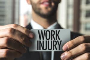 work Injury jurupa valley riverside county california